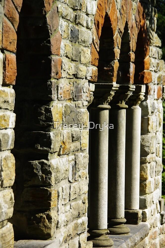 Pillars - Mackenzie King Estates by Tracey  Dryka