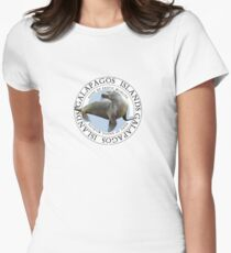 Galapagos Islands Sea Lion Women's Fitted T-Shirt