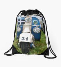 Lambretta at Padstow Drawstring Bag