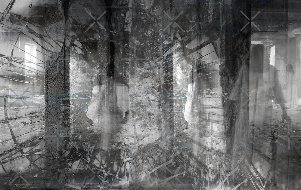 Pushing through the pain by Danica Radman