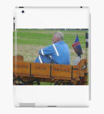 Kernow Steam Haulage iPad Case/Skin