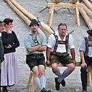 Bavarian People II by Daidalos