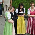 Bavarian People III by Daidalos