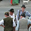 Bavarian People IV by Daidalos
