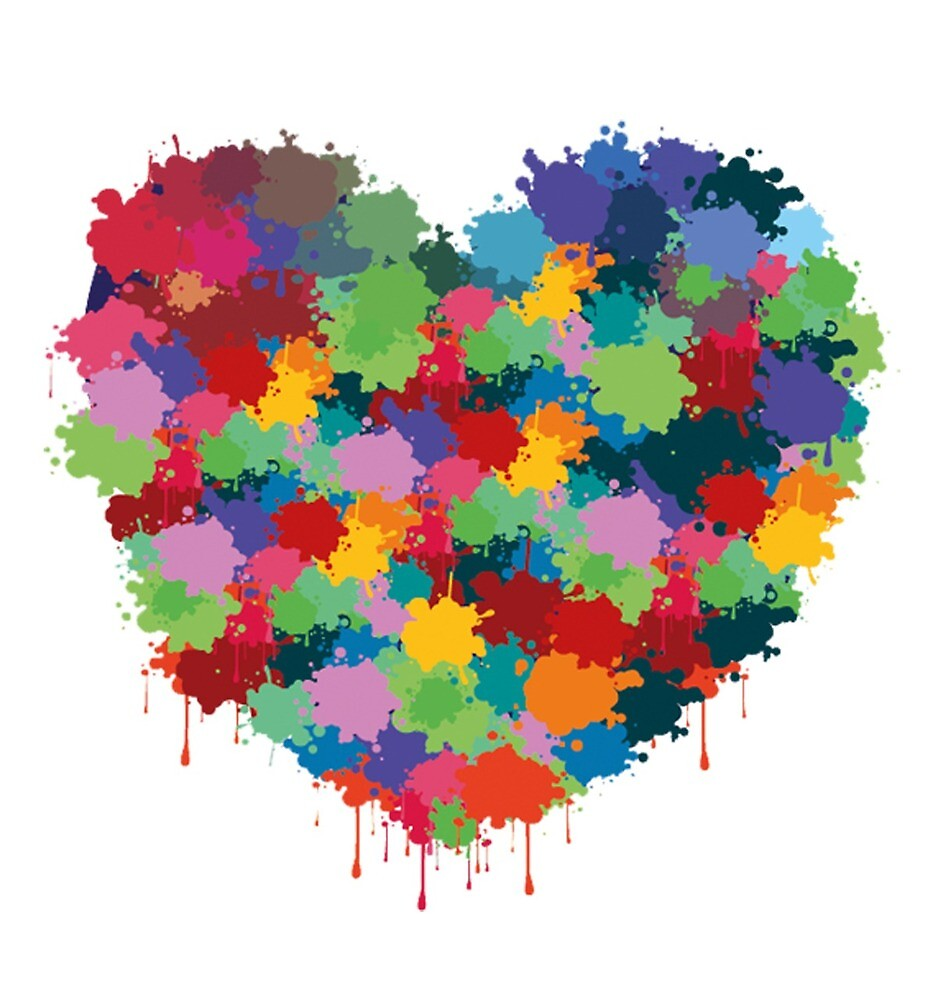 Color Love by andreyus