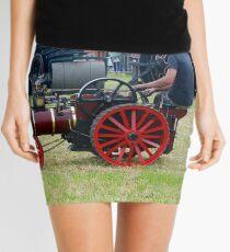 On the engine Mini Skirt