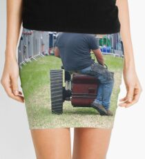 Back of The Engine Mini Skirt