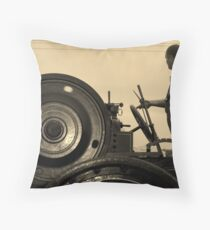 Wired up Throw Pillow