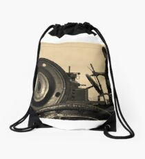 Wired up Drawstring Bag