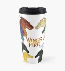 wing of swing Travel Mug