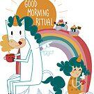 «Good Morning ritual» de CatalanART