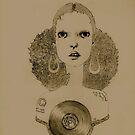 Antonia by Xavier Ness