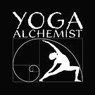 Yoga alchemist and the golden ratio by BodyIllumin