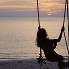 Koh Pha Ngan Island Thailand, Leela Beach by distracted