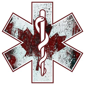 Star of Life Canada (EMS) by greaterthanme