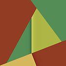 «Geometrías multicolores» de MaksciaMind
