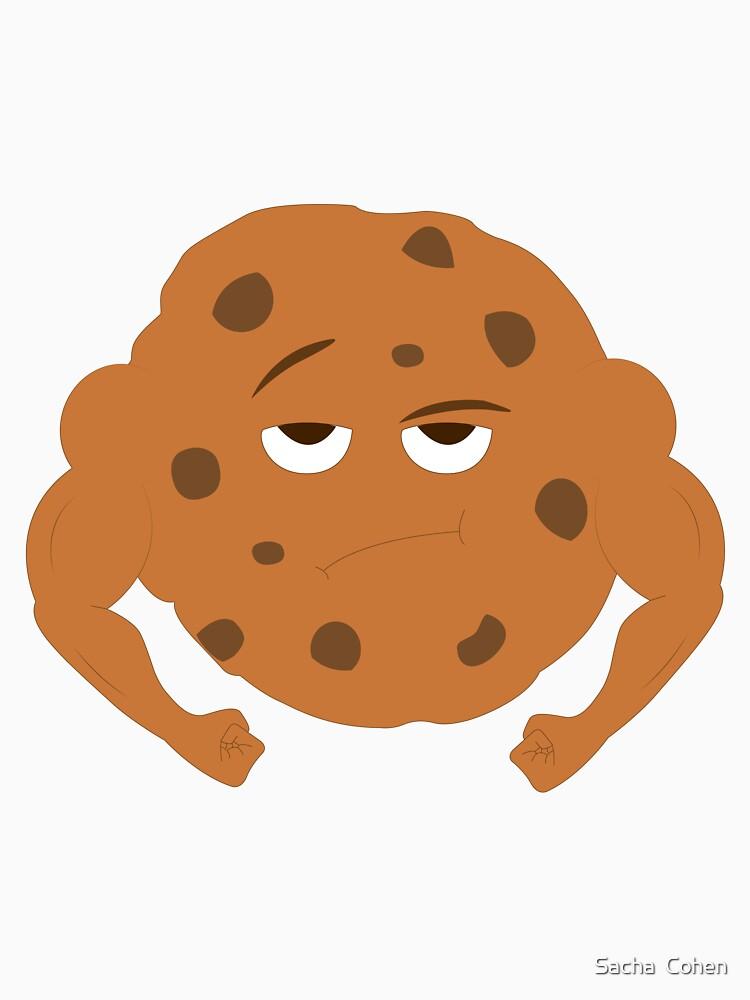 Tough Cookie by sachacohen19