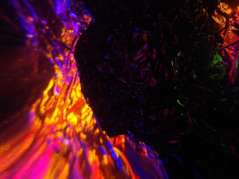 MY HEAD EXPLODING WITH COLOUR by leonie7
