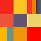 «Cuadrado multicolor» de MaksciaMind