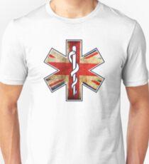 Star of Life England (EMS) Unisex T-Shirt