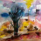 runde Hügel von Marianna Tankelevich