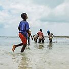 Zanzibar Boys  by Valerie Rosen