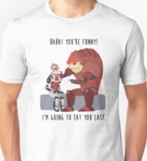 Mass Effect - Wrex and Mordin T-Shirt