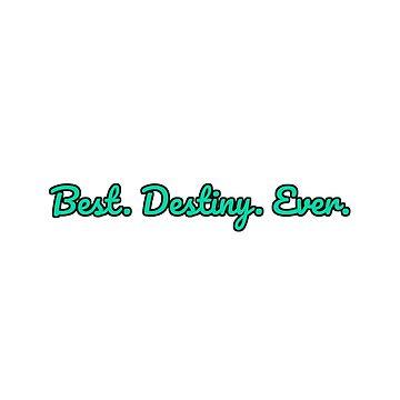 YGOAS: Best. Destiny. Ever. by FoxGroves