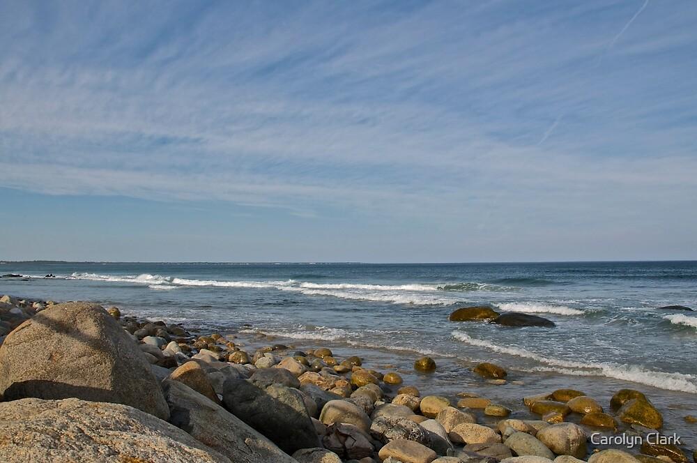 Well's beach 11 by Carolyn Clark