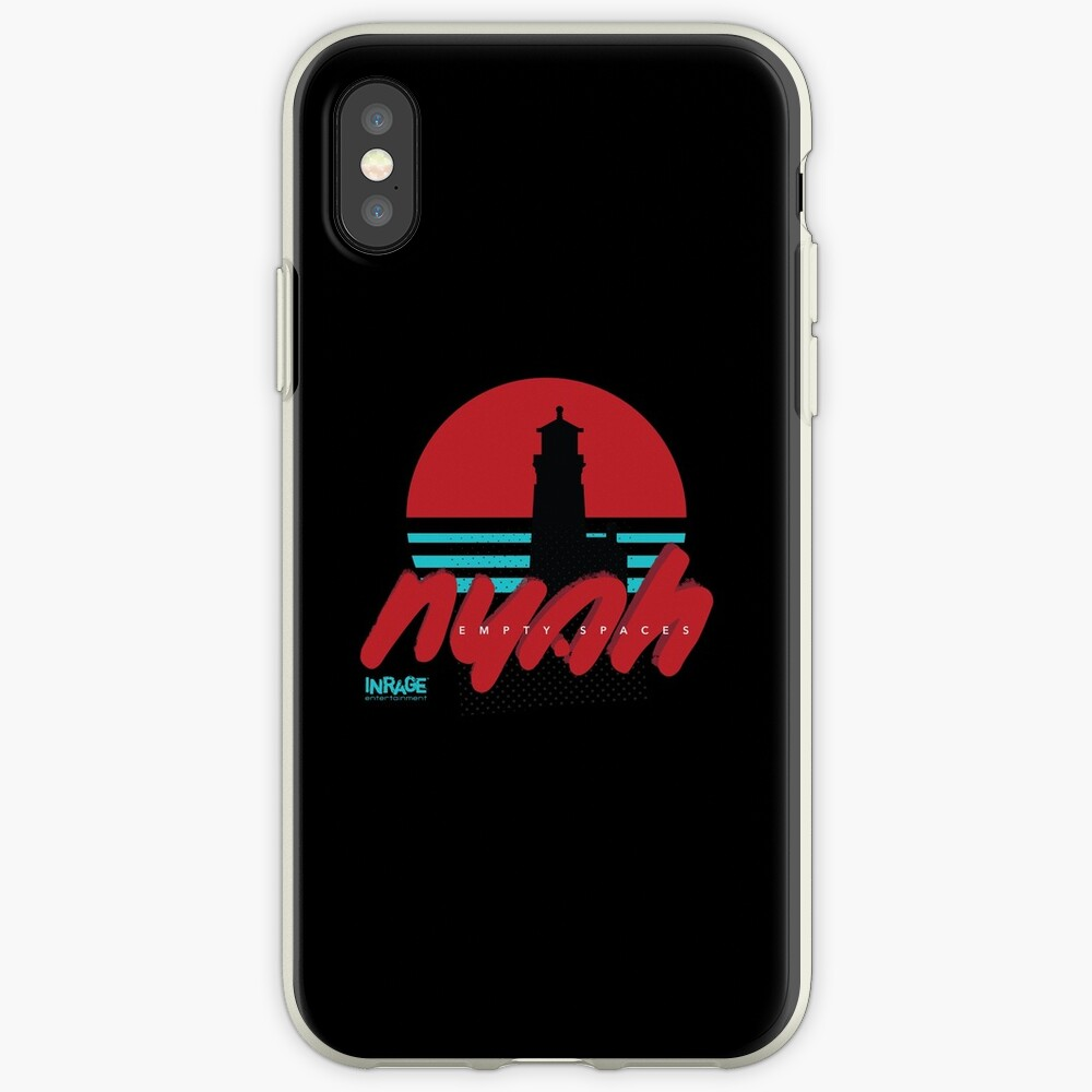 Nyah — Empty Spaces x Florence, OR iPhone Case & Cover