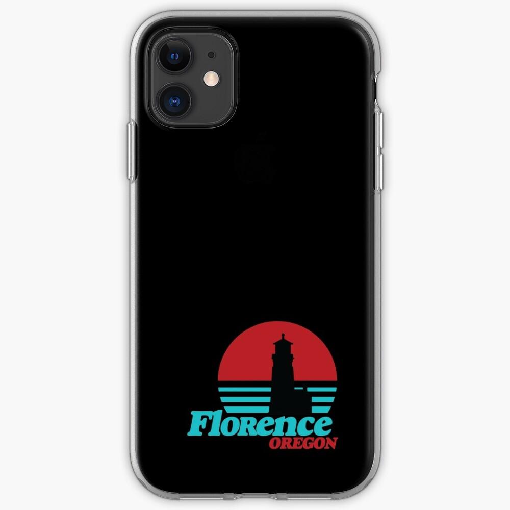 Florence, Oregon iPhone Soft Case