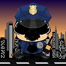 Simon - The Little Police In New York City by Diogo Cardoso