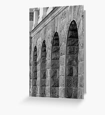 The Arches Greeting Card
