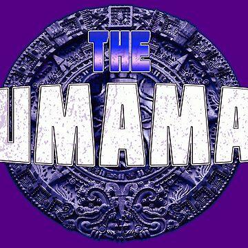 The Pumaman V2 Movie T-Shirt by bestofbad