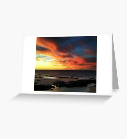 Bunbury Beauty Greeting Card