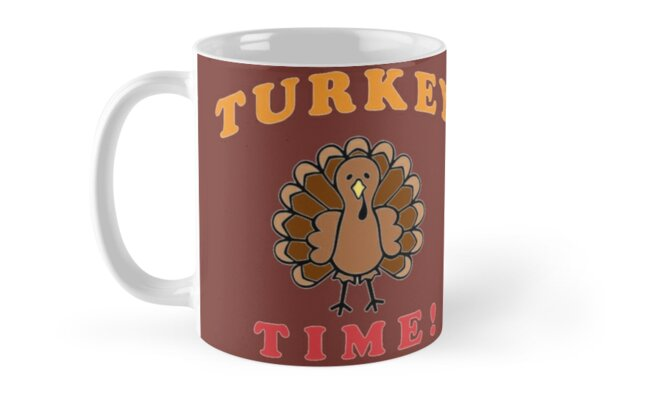 Thanksgiving, Turkey Time. Cute by maxxexchange