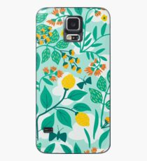 Lemony Garden Case/Skin for Samsung Galaxy