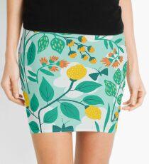 Lemony Garden Mini Skirt