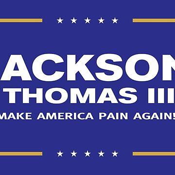 Make America Pain Again by MusashinoSports