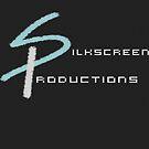 Silkscreen Productions (Teal & Gray) by silkman
