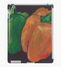 Peppers! iPad Case/Skin