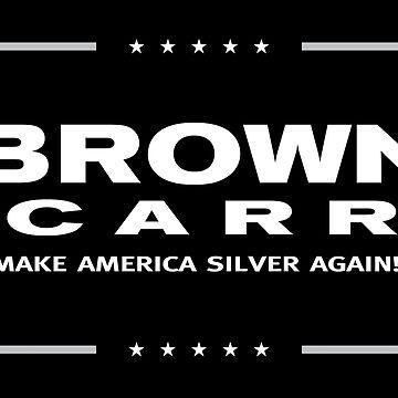 Make America Silver Again by MusashinoSports