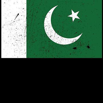 Pakistan Flag - 14 August by kamrankhan