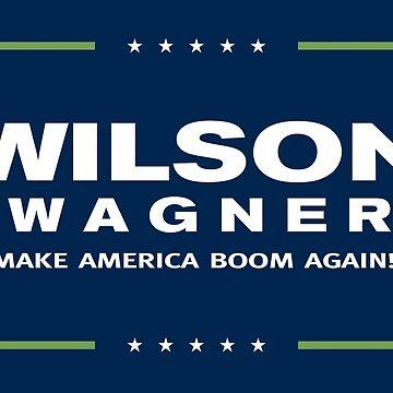 Make America Boom Again by MusashinoSports
