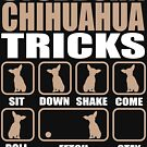 Stubborn Chihuahua Tricks design by Vroomie