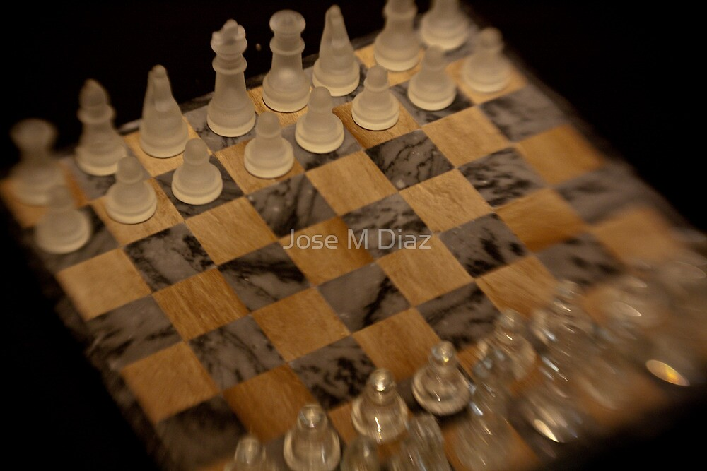 Tactic and Strategy by Jose M Diaz
