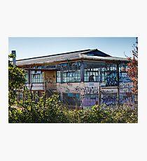 Factory Photographic Print