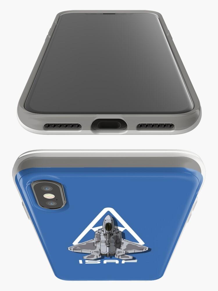 Alternative Ansicht von Mobius 1: Das Ass der ISAF iPhone-Hülle & Cover