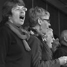 Mayday Choir by Andrew  Makowiecki