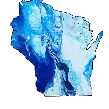 Wisconsin Blue Marble by Hannahj-33